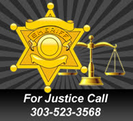 For Justice Call 303-523-3568