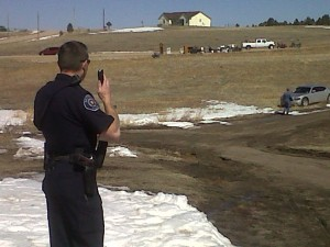 eviction sheriff ranch